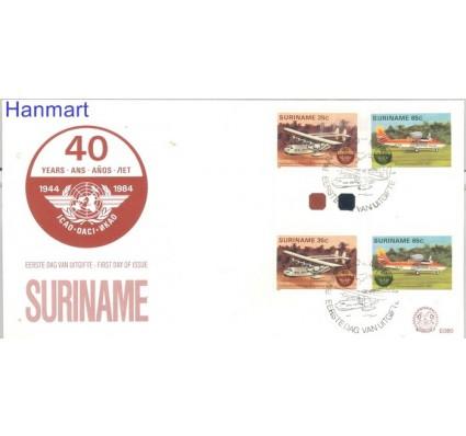 Znaczek Surinam 1984 FDC