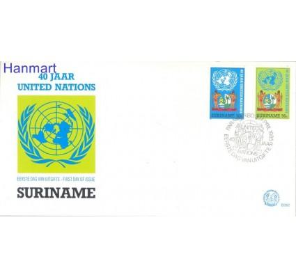 Znaczek Surinam 1985 FDC