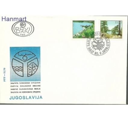 Znaczek Jugosławia 1979 Mi 1800-1801 FDC