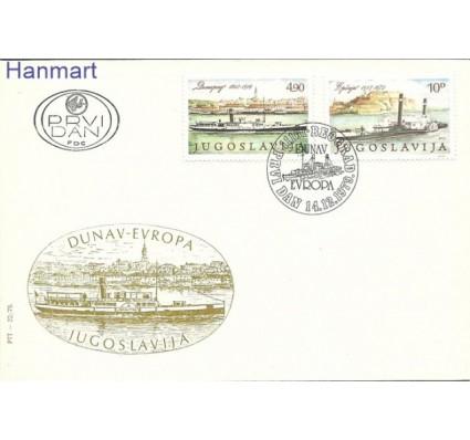 Znaczek Jugosławia 1979 Mi 1816-1817 FDC