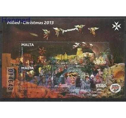 Znaczek Malta 2013 Mi bl 58 Czyste **