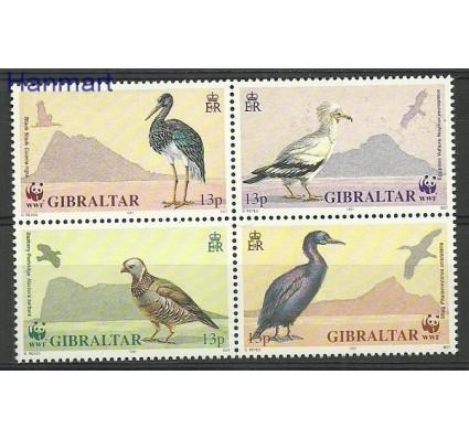 Znaczek Gibraltar 1991 Mi 619-622 Czyste **