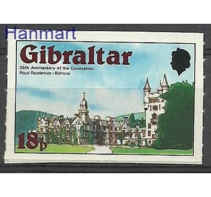 Znaczek Gibraltar 1978 Mi 376BI Czyste **