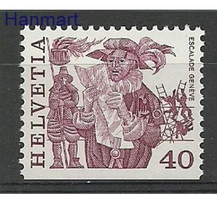 Znaczek Szwajcaria 1979 Mi 1104Du Czyste **