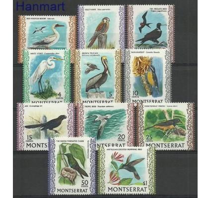 Znaczek Montserrat 1970 Mi 230-240 Czyste **
