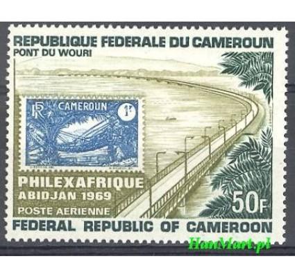 Znaczek Kamerun 1969 Mi 564 Czyste **