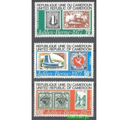 Znaczek Kamerun 1977 Mi 850-852 Czyste **