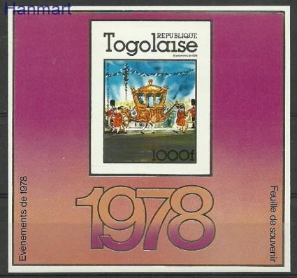 Znaczek Togo 1978 Czyste **