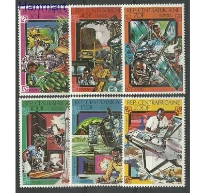 Znaczek Republika Środkowoafrykańska 1980 Mi 688-693 Czyste **