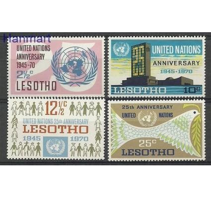 Znaczek Lesotho 1970 Mi 82-85 Czyste **