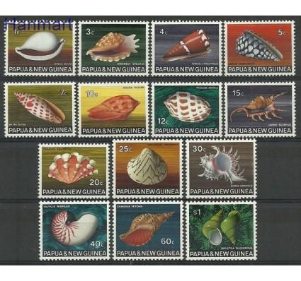 Znaczek Papua Nowa Gwinea 1968 Mi 139-152 Czyste **