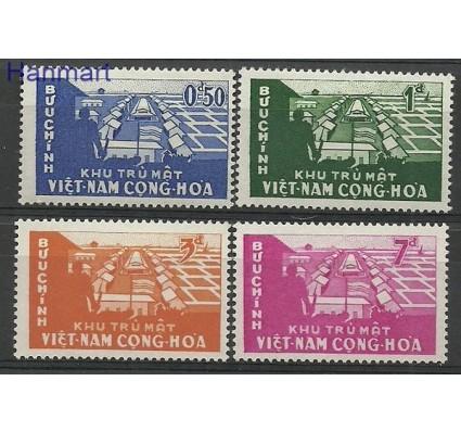 Znaczek Wietnam Południowy 1960 Mi 212-215 Z podlepką *