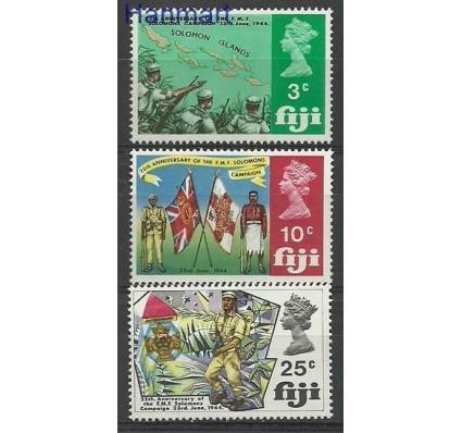 Fidżi 1969 Mi 249-251 Czyste **