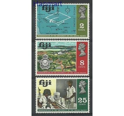 Znaczek Fidżi 1969 Mi 255-257 Czyste **
