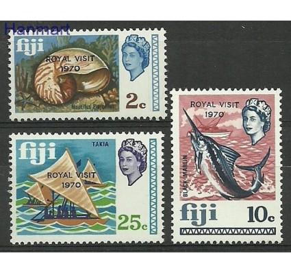 Znaczek Fidżi 1970 Mi 258-260 Czyste **