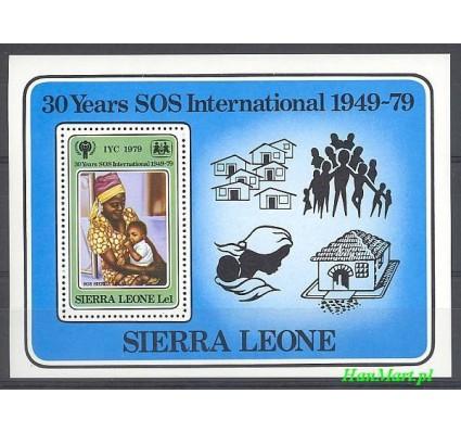 Sierra Leone 1979 Mi bl 1 Czyste **