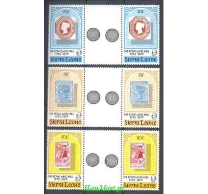 Znaczek Sierra Leone 1979 Mi 586-588 Czyste **