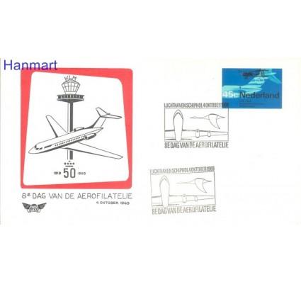 Znaczek Holandia 1968 Mi 904 FDC