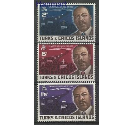 Znaczek Turks i Caicos 1968 Mi 220-222 Czyste **