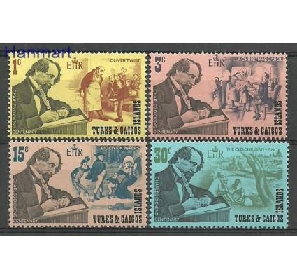 Znaczek Turks i Caicos 1970 Mi 247-250 Czyste **
