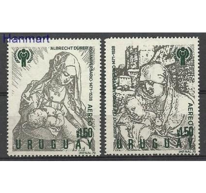 Znaczek Urugwaj 1979 Mi 1540-1541 Czyste **
