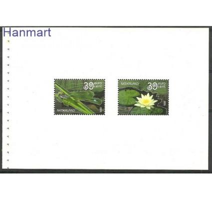 Znaczek Holandia 2005 Mi h-blatt 2295-2296IIC Czyste **