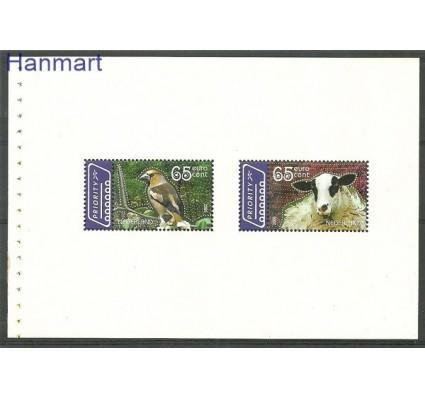 Znaczek Holandia 2005 Mi h-blatt 2297-2298IIC Czyste **