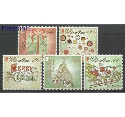 Znaczek Gibraltar 2013 Mi 1574-1578 Czyste **