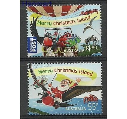 Znaczek Wyspa Bożego Narodzenia 2013 Mi 769-770 Czyste **