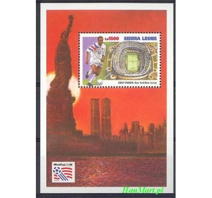 Znaczek Sierra Leone 1994 Mi bl 247 Czyste **