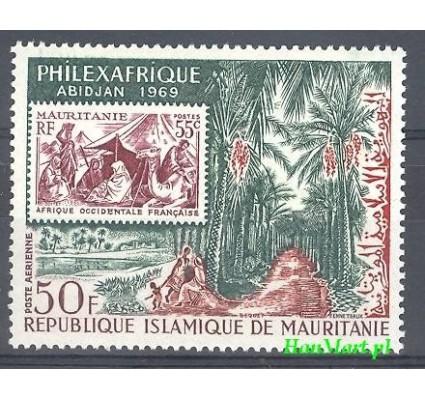 Znaczek Mauretania 1969 Mi 359 Czyste **