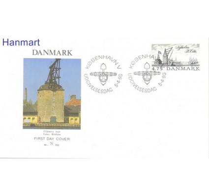 Znaczek Dania 1990 Mi 976 FDC