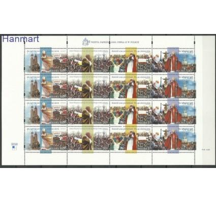 Znaczek Polska 1999 Mi ark 3768-3771I Fi ark 3620-3623I Czyste **