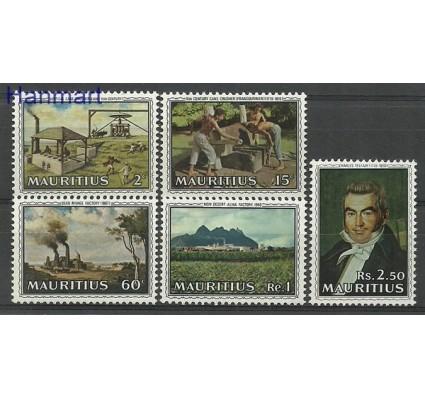 Znaczek Mauritius 1969 Mi 355-359 Czyste **