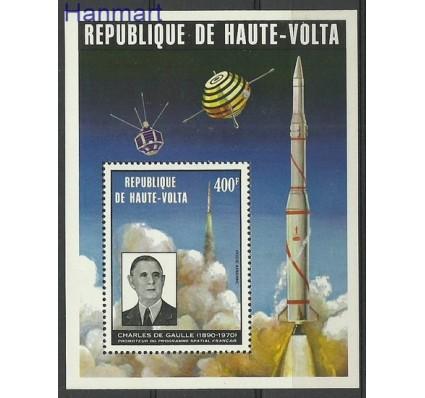 Znaczek Burkina Faso 1974 Mi bl 23 Czyste **