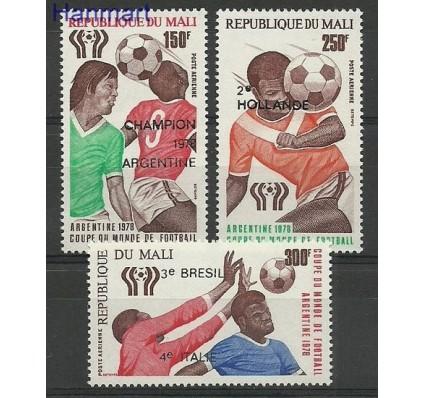 Znaczek Mali 1978 Mi 657-659 Czyste **