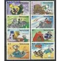 Sierra Leone 1983 Mi 728-735 Czyste **