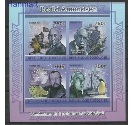 Znaczek Togo 2011 Mi ark 3924-3927B Czyste **