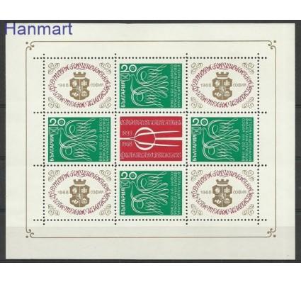 Znaczek Bułgaria 1968 Mi ark 1835 Czyste **
