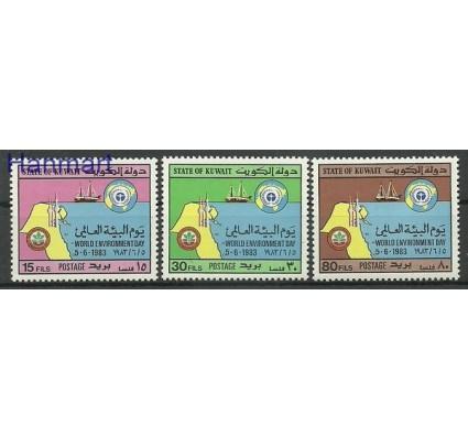 Znaczek Kuwejt 1983 Mi 1008-1010 Czyste **