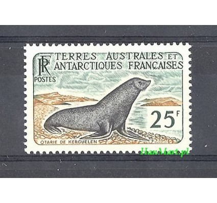 Francuskie Terytoria Południowe i Antarktyczne 1960 Mi 21 Z podlepką *