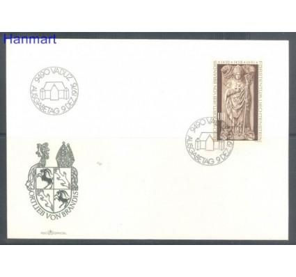 Znaczek Liechtenstein 1976 Mi 666 FDC