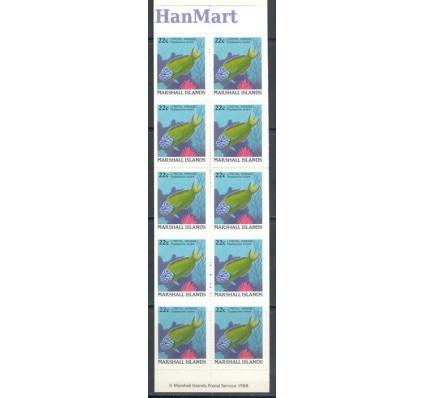 Znaczek Wyspy Marshalla 1988 Mi mh 154 Czyste **