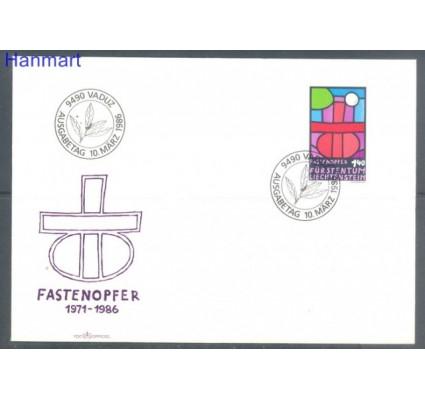 Znaczek Liechtenstein 1986 Mi 895 FDC