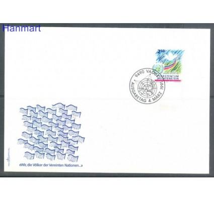 Znaczek Liechtenstein 1991 Mi 1015 FDC