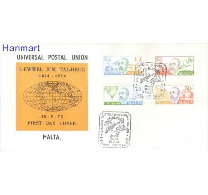 Znaczek Malta 1974 Mi 497-500 FDC