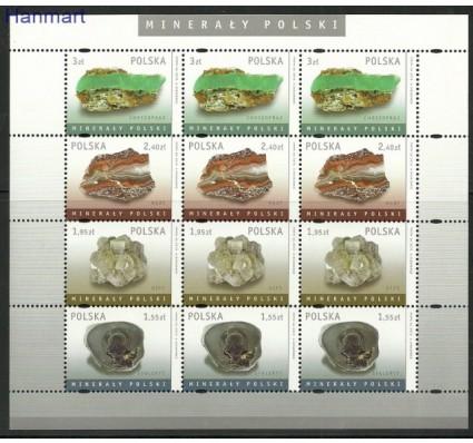 Polska 2010 Mi ark 4492-4495 Fi ark 4342-4345 Czyste **