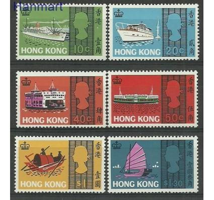 Znaczek Hong Kong 1968 Mi 232-237 Czyste **