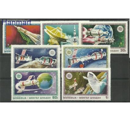 Znaczek Mongolia 1975 Mi 924-930 Czyste **
