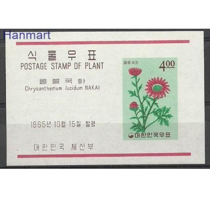 Znaczek Korea Południowa 1965 Mi bl 217 Czyste **
